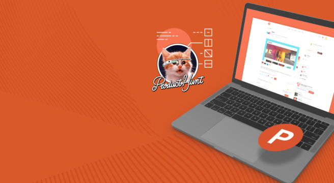 how to launch on product hunt tips blog header